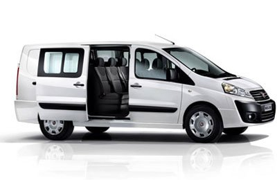 9 Seater Car Hire 2
