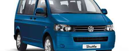 VW Transporter Shuttle MPV