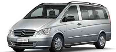 Mercedes Vito Traveliner 9 Seater